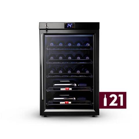 Adega Climatizada Para Vinhos Home 86 Litros Refrimate 220V