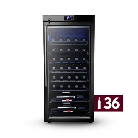 Adega Climatizada Para Vinhos 130 Litros Refrimate 220V